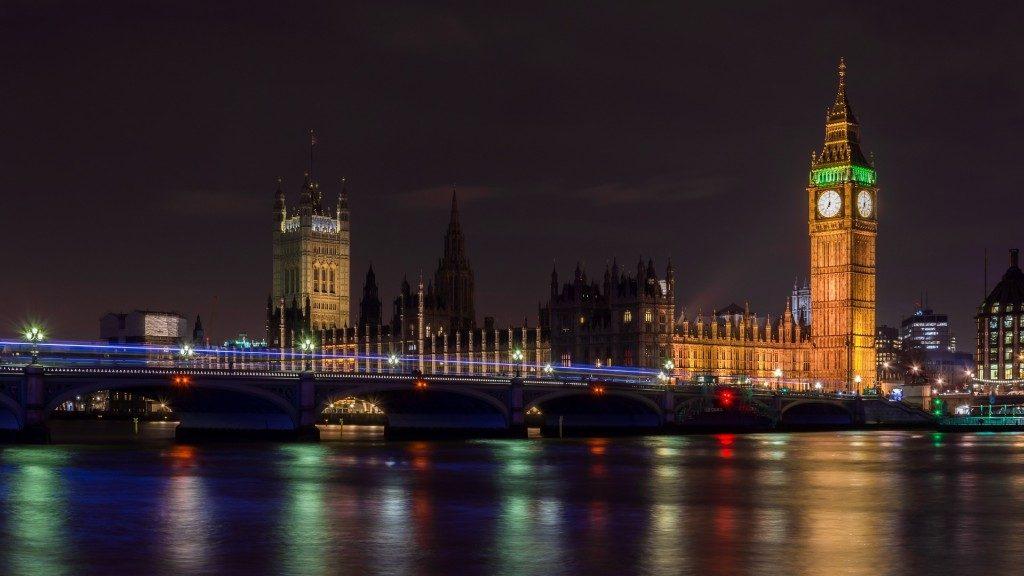 Pont de Londres et Wesminster