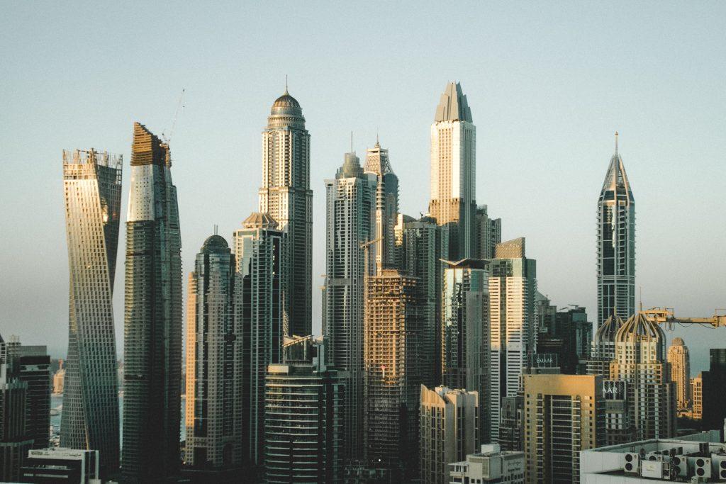 Ville de Dubai