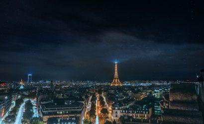 Ville de Paris de Nuit