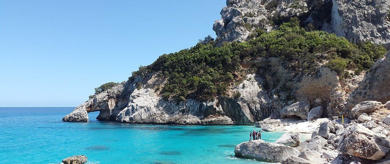 plage de Sardaigne cala goloritze