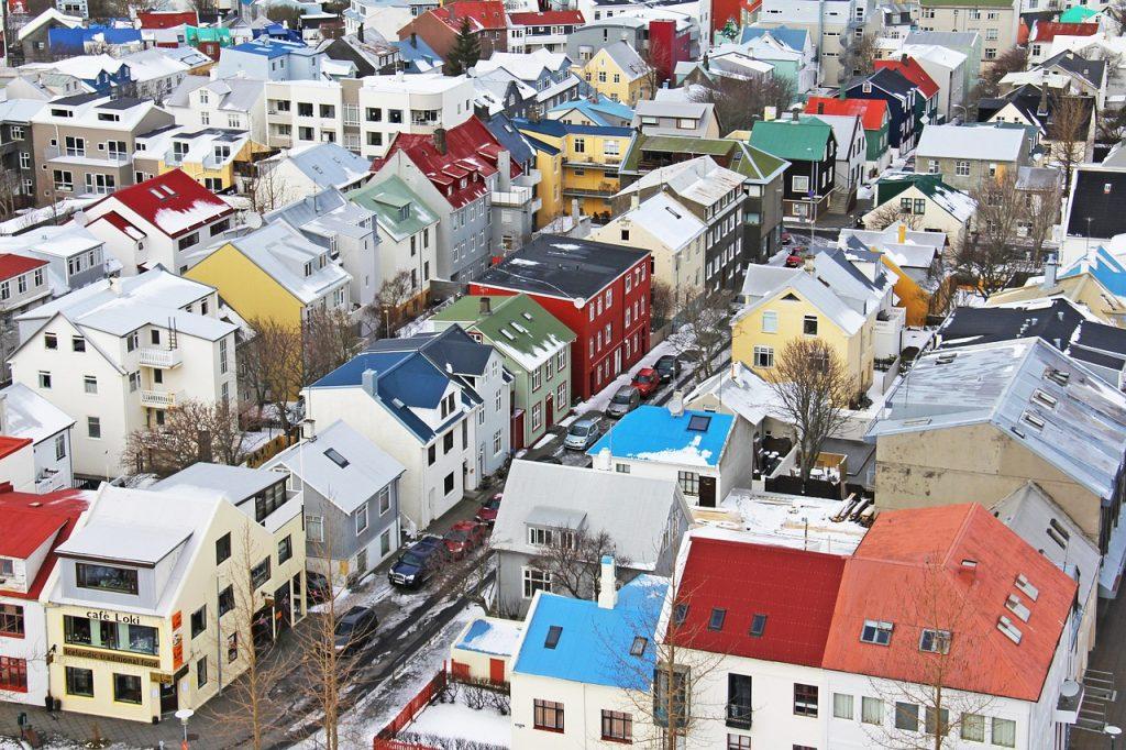 Reykjavík capitale de l'Islande