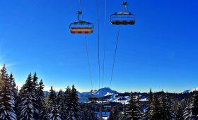 Avoriaz, station de ski romantique