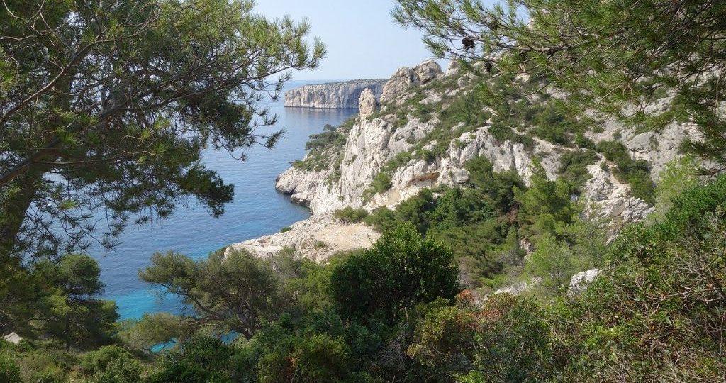 Camping en méditerrannée